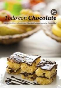 Libro Todo con Chocolate