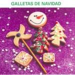 recetas galletas para navidad thermomix