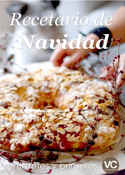 recetario de navidad cooking 2012 primera parte