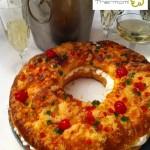 Roscon de Reyes con thermomix