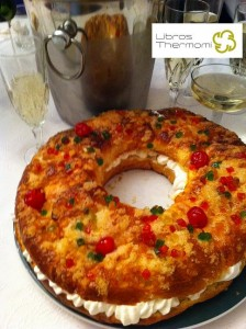 Roscón de Reyes con Thermomix | Libros gratis de recetas con Thermomix. Recetas y accesorios Thermomix