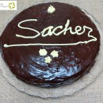 Tarta Sacher con Thermomix