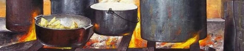 Bodegón recetas tradicionales con thermomix