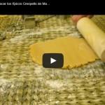 Vídeo crespells de mallorca con thermomix