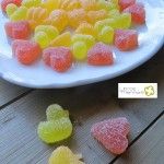 Chuches de gominola con thermomix