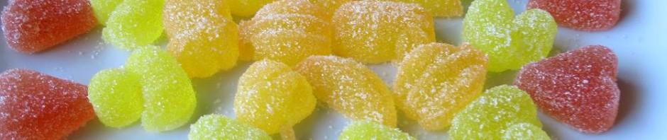 Chuches de gominola con thermomix