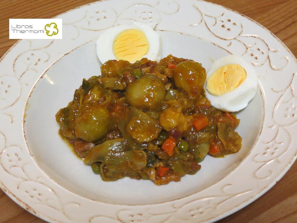 Cocinar Menestra De Verduras | Menestra De Verduras Rapida Con Thermomix Libros Gratis De