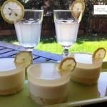 tarta de gin tonic con Thermomix