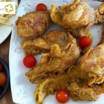 pollo estilo kentucky con Thermomix