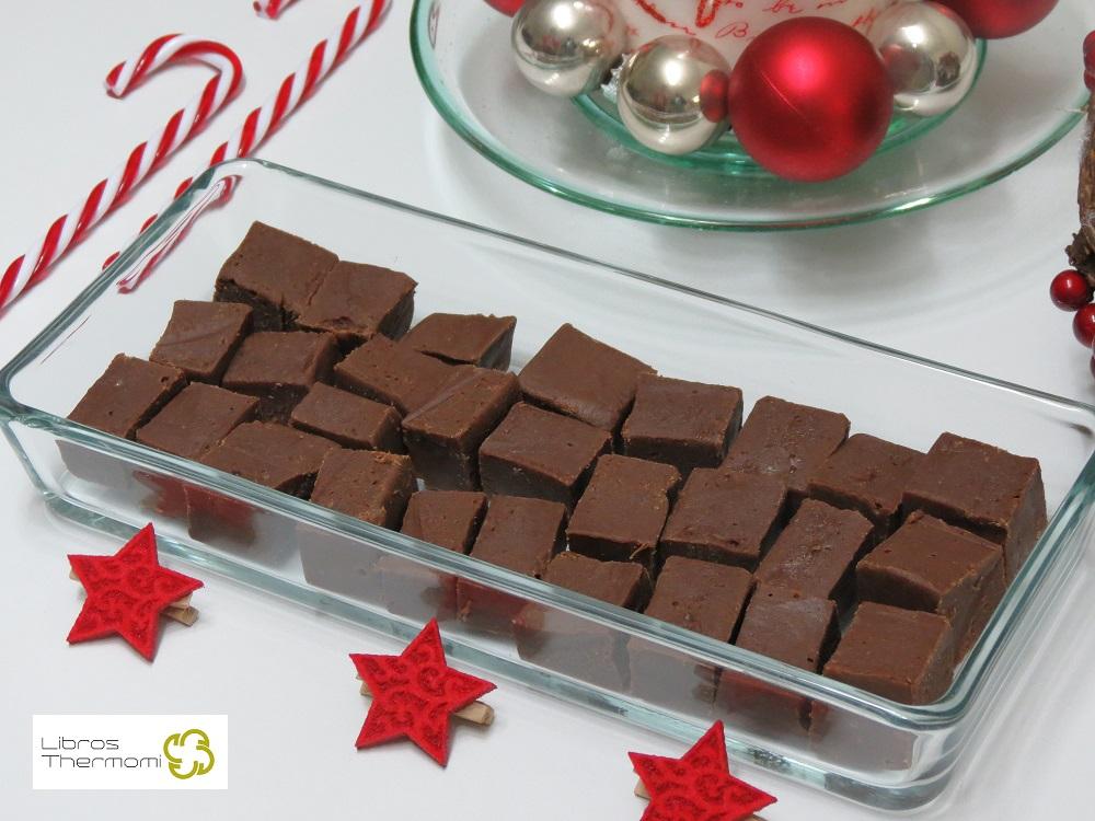 Caramelos de Chocolate con Thermomix