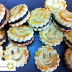 Galletas rellenas de Chocolate con Thermomix