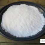 Langostinos a la sal cubiertos de sal gorda con Thermomix