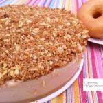 Tarta de Donuts con Theromomix
