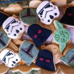 Galletas de Mantequilla de Star Wars con Thermomix