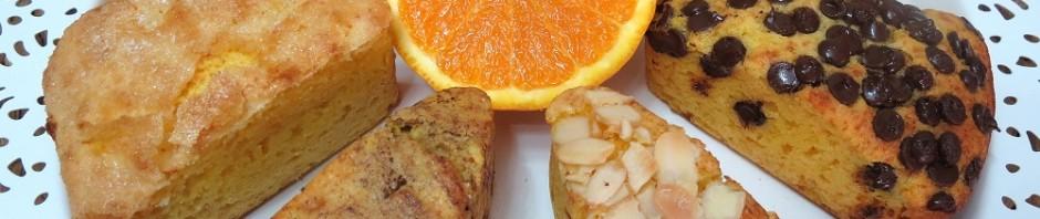 Bizcocho de Naranja con Thermomix