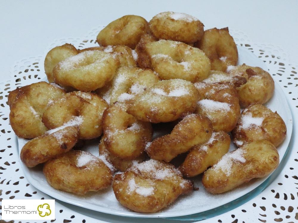 Buñuelos de Patata con Thermomix | Libros gratis de recetas